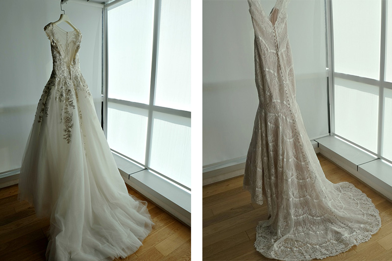 wedding gown dubai