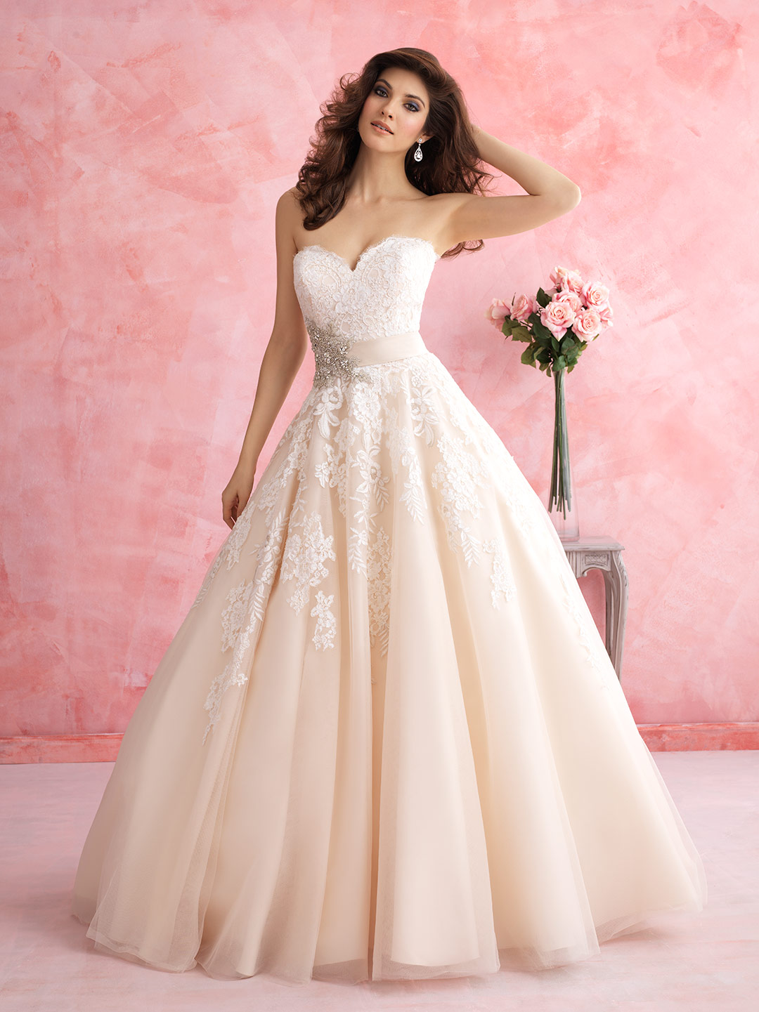 The Bridal Showroom Launches Allure Bridal 2015 – Wedding Dresses ...