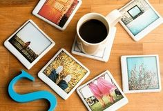 Instagram coasters (2)