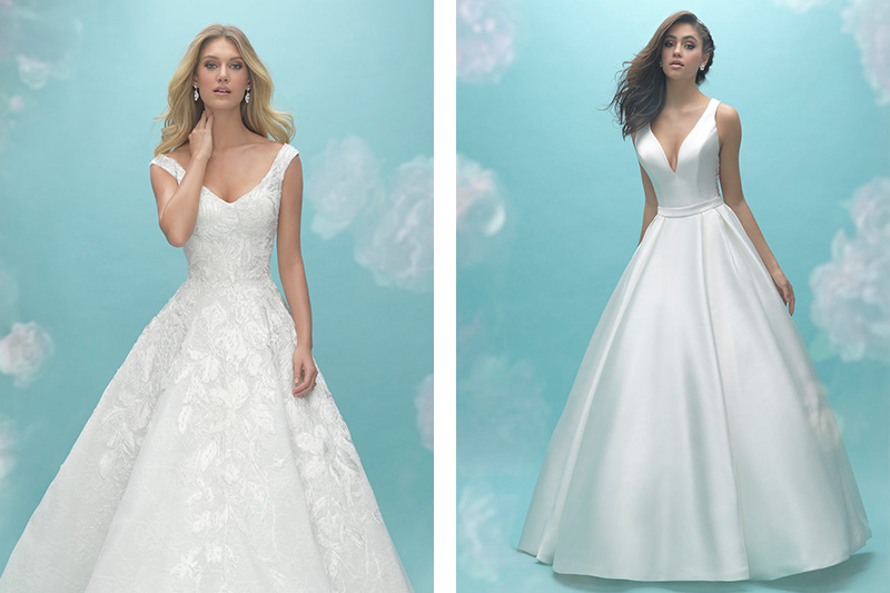The Princess Ball Gown, Back and Beautiful – Wedding Dresses, Gowns ...