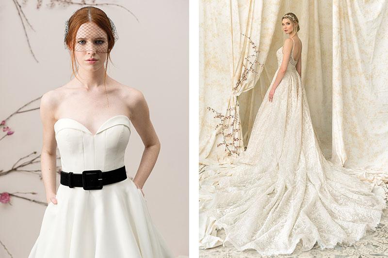 Justin Alexander wedding dresses Dubai