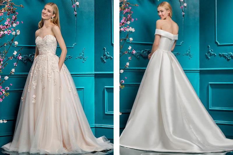 Ellis Bridal wedding gowns in Dubai