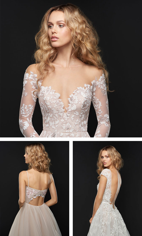 Hayley Paige wedding gowns in Dubai