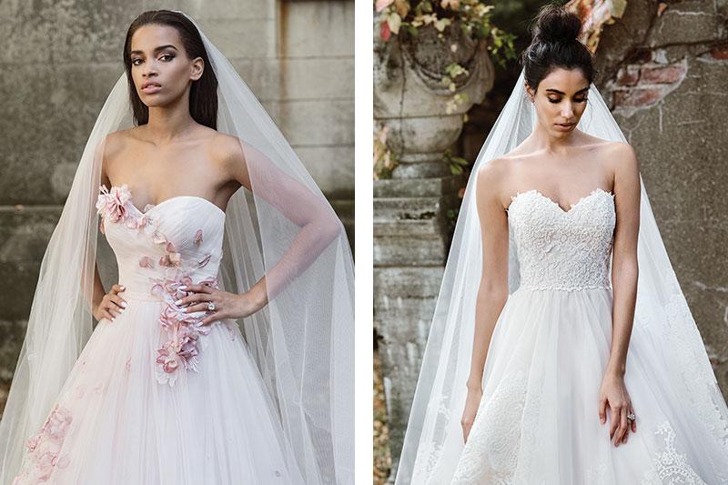 Justin Alexander wedding gowns in Dubai