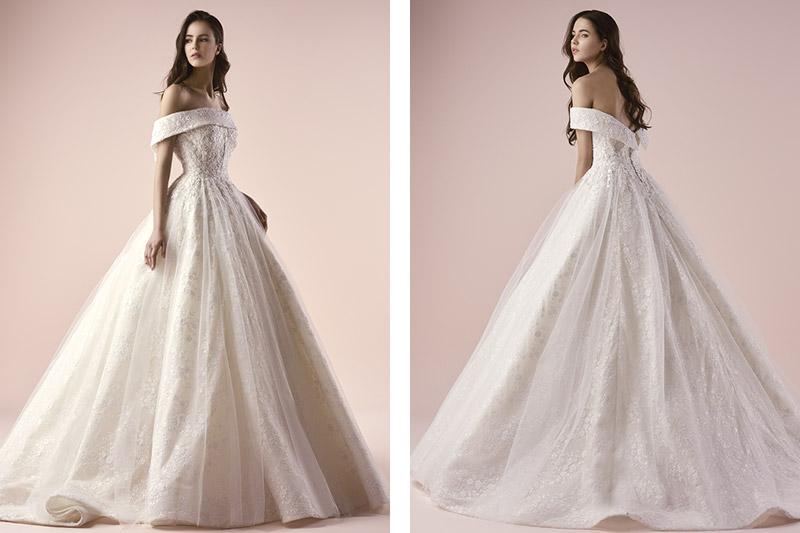 Saiid Kobeisy wedding dresses dubai