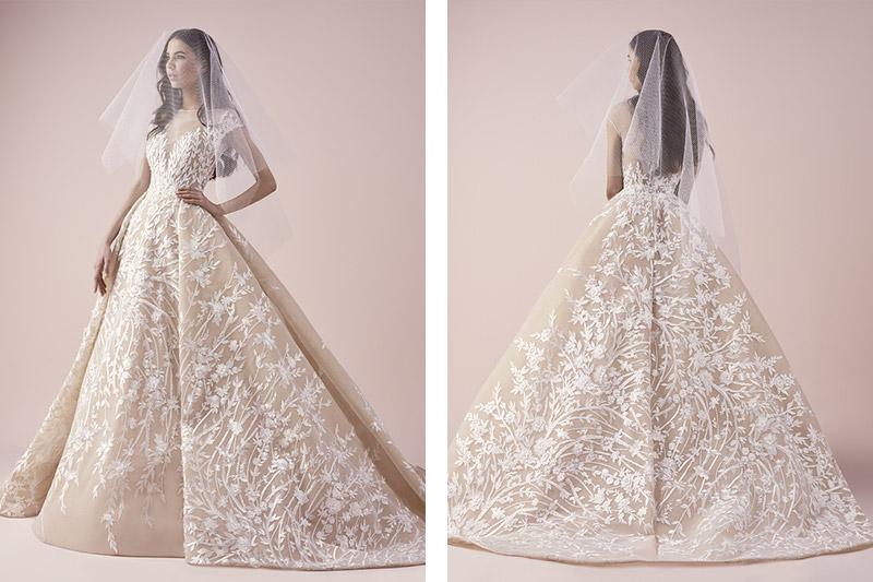 Saiid Kobeisy wedding dress styles