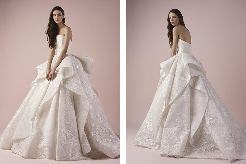 Saiid Kobeisy bridal gowns dubai
